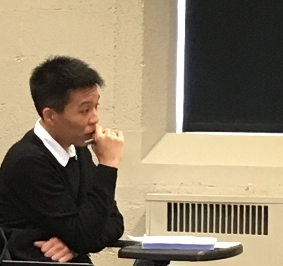 Dissertation Defense: Ho Chak Law (ethnomusicology)