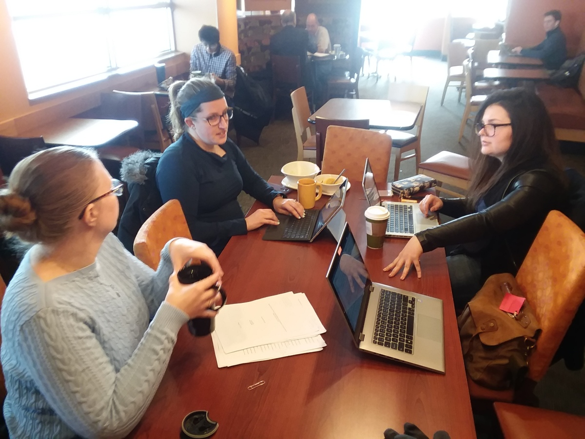 Dissertation study group