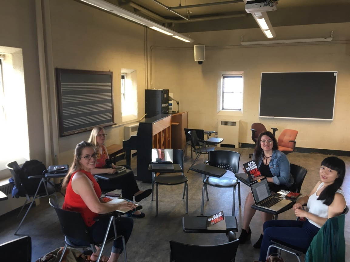 SMRForum discussion on AcademicAbleism
